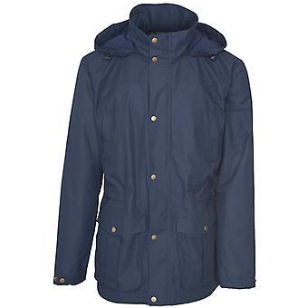 معطف ماء & تنفس منتصف الليل الأزرق الإضافة توجي الرجال