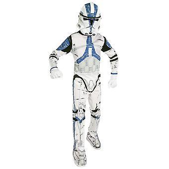 501. Clone Trooper, die klassischen Disney Star Wars Film Buch Woche jungen Kostüm