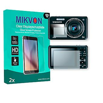 Samsung DV90 Screen Protector - Mikvon Clear (Retail Package with accessories)