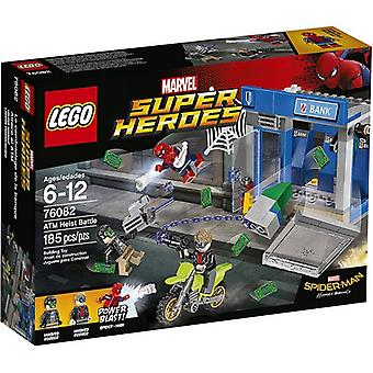 LEGO 76082 ATM duell
