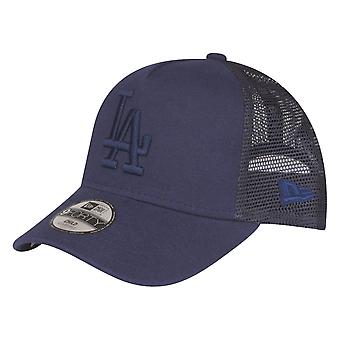 New era 9Forty KIDS Trucker Cap - LA Dodgery navy