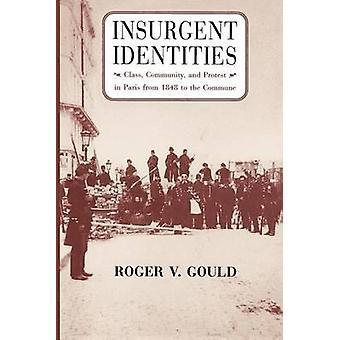 Comunidad de identidades insurgentes - clase - y protesta en París de 184