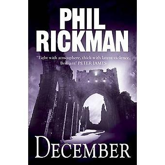 December (Main) by Phil Rickman - 9780857896957 Book
