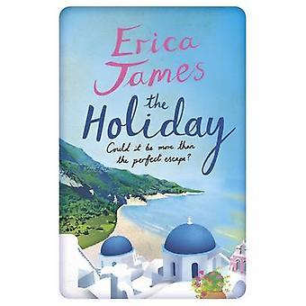 Der Urlaub von Erica James - 9781409155973 Buch