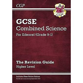 New Grade 9-1 GCSE Combined Science - Edexcel Revision Guide with Onli