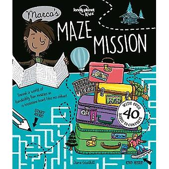 Marcos labyrint uppdrag av Lonely Planet Kids - 9781786576866 bok