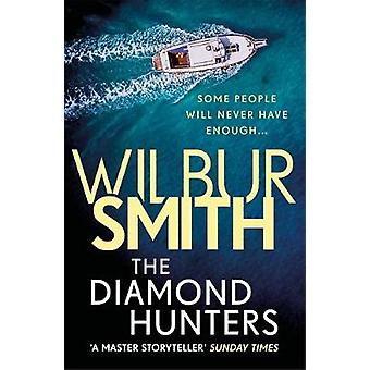 The Diamond Hunters by The Diamond Hunters - 9781785766930 Book
