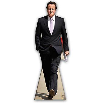 David Cameron - Lifesize Découpage cartonné / Standee