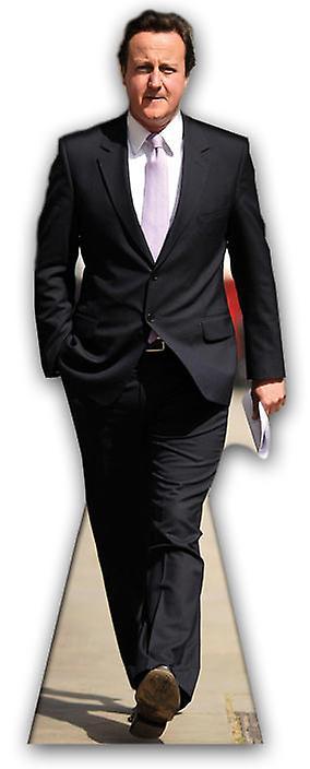 David Cameron - Lifesize Cardboard Cutout / Standee