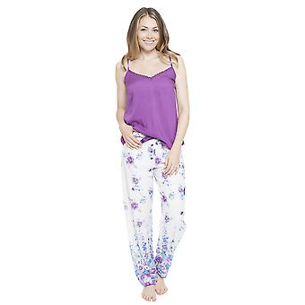 Cyberjammies 4099 Frauen Andrea Purple Pyjama Top