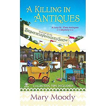 A Killing in Antiques: A Lucy St. Elmo Antiques Mystery
