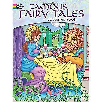 Berühmte Fairy Tales-Malbuch