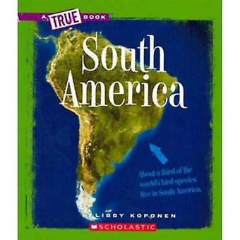 South America (New True Books: Geography)