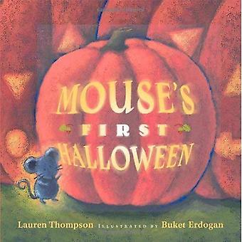 Muizen eerste Halloween