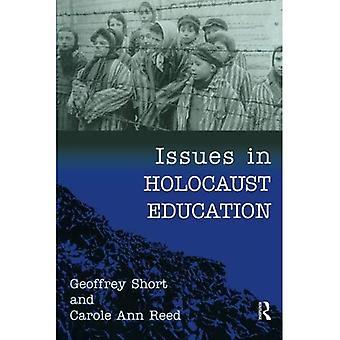 Problemas na educação do Holocausto