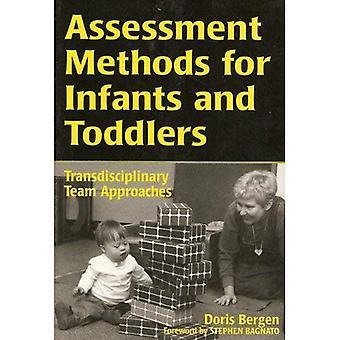 Méthodes d'évaluation des nourrissons et des tout-petits
