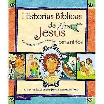 Historias biblicas de Jesus para ninos / The Jesus Storybook Bible