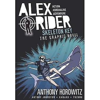 Skeleton Key Graphic Novel (Alex Rider)