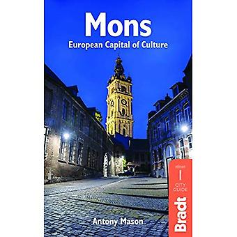 Mons - European Capital of Culture (Bradt Travel Guides)