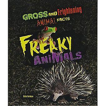 Freaky Tiere (Brutto und beängstigend tierische Fakten)