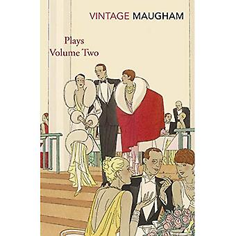 Plays Volume Two (Maugham Plays)