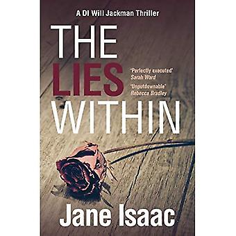 DI Will Jackman 3: The Lies Within. Shocking. Page-Turning. Crime Thriller� with DI Will Jackman (The� DI Will Jackman series)