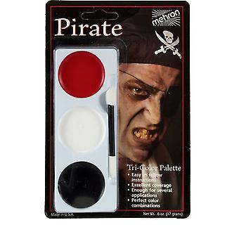 Tri Color Palette Pirate