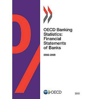 OCDE bancário estatísticas de demonstrações financeiras de bancos 2012 pela OCDE