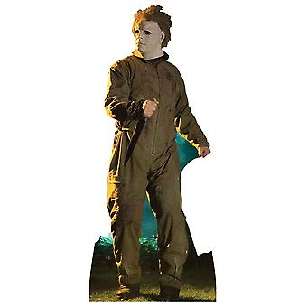 Michael Myers Halloween traque Pose Lifesize carton découpe / voyageur debout / stand-up