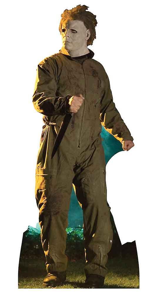 Michael Myers Halloween Stalking Pose Lifesize Cardboard Cutout / Standee / Standup