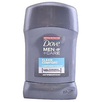 Dove Desodorante Men Clean Comfort Stick 50 ml