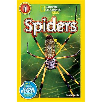 Spiders by Laura Marsh - 9781426308529 Book