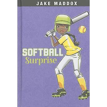 Softball Surprise by Jake Maddox - Katie Wood - 9781434241412 Book