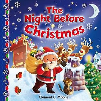 The Night Before Christmas by Angie Hewitt - 9781782702665 Book