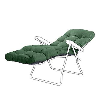 Gardenista® Water Resistant Green Tufted Recliner Chair Cushion