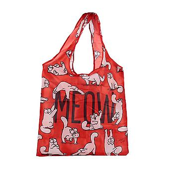 Puckator Foldable Bag Simon's Cat MEOW