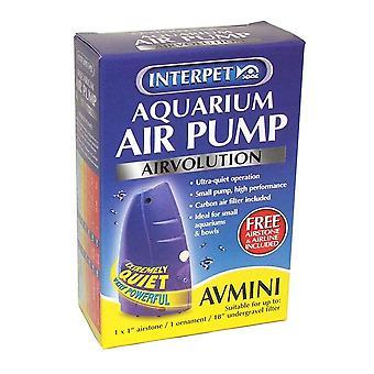Interpet AirVolution AV Mini Aquarium Air Pump