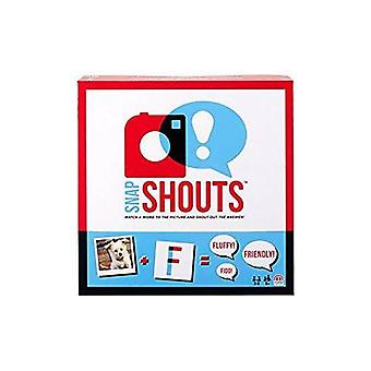 Mattel Snapshouts Game