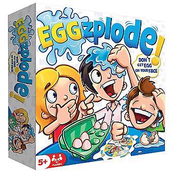 Eggzplode Game