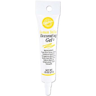 Decorating Gel .75 Ounce Lemon Yellow W7043 36