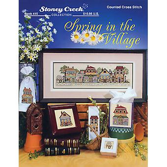 Stoney Creek Spring In The Village Sc 415