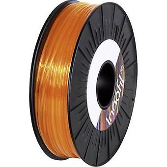 Filament Innofil 3D PLA-0010B075 PLA plastic 2.85 mm Orange (translucent) 750 g
