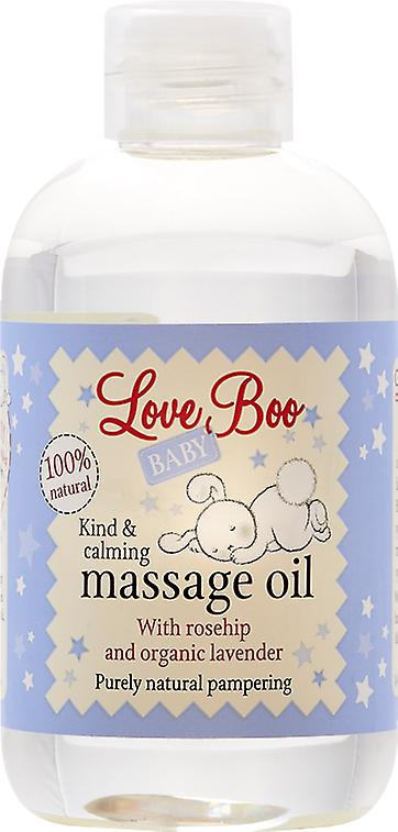 Love Boo Kind & Calming Baby Massage Oil