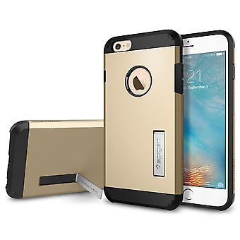 Spigen iPhone 6 Plus and 6s Plus Tough Armor Case Champagne Gold