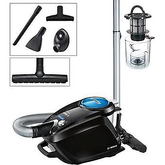 Bagless vacuum cleaner Bosch BGS5SMRT66 Relaxx'x ProSilence66 700 W EEC A Black, Blue