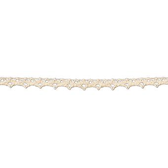 Cluny Lace Edge Trim 1/2