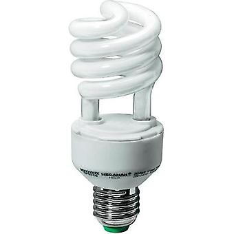 Energy-saving bulb 134 mm Megaman 230 V E27 20 W = 89 W Daylight white EEC: A Spiral shape Content 1 pc(s)