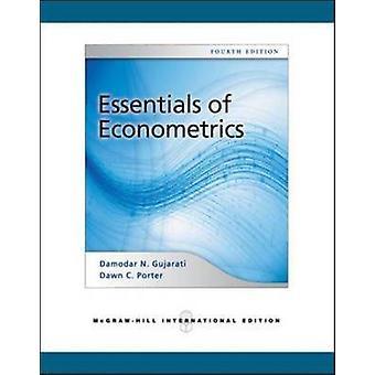 Essentials of Econometrics by Damodar N. Gujarati
