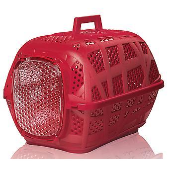Carry Sport Pet Carrier Red 48.5x32x34cm
