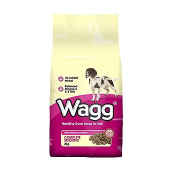 Wagg komplet følsomme 2kg